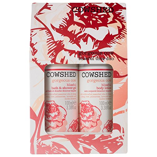 Cowshed Gorgeous Cow Bath Duo Set 100ml