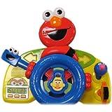 Fisher-Price Sesame Street Giggle N Go Driver - Elmo
