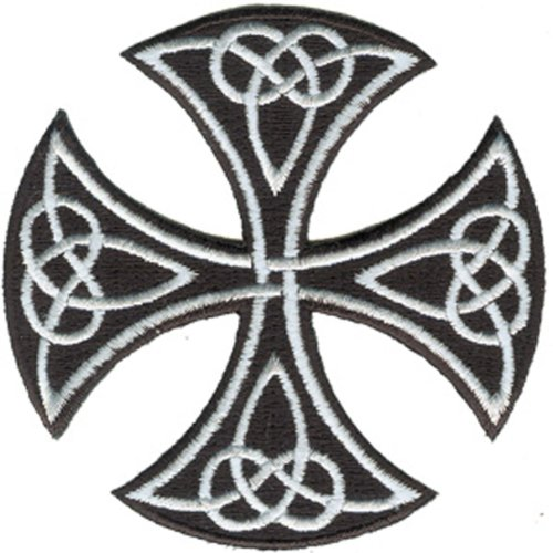 Application Celtic Cross Patch