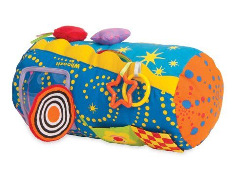 Manhattan Toy Whoozit Blissful Bolster Activity Toy (Discontinued by Manufacturer) - 1