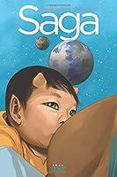 Saga Deluxe Edition Volume 1 HC (Saga DLX Ed Hc)