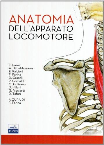 Anatomia dell'apparato locomotore PDF