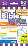 Bible Trivia Christian 50-Count Game...