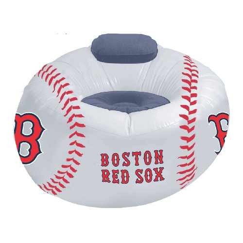 MLB Boston Red Sox Inflatable Air Chair