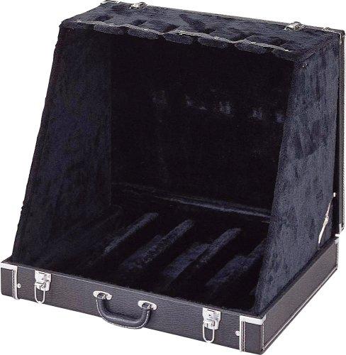 KC 6本立てスタンドケース GSC150/6 (エレキギター、ベース、アコギ、クラシック用)