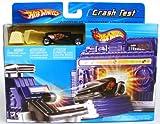 Hot Wheels Crash Test Playset + One Car