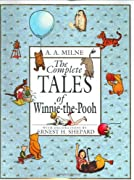 The Complete Tales of Winnie-The-Pooh by A. A. Milne cover image