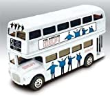 "Corgi - ThE BeAtLeS ""HelP"" Album Theme Route Master Double Decker Bus Detailed Diecast 1:50 Scale Collector"