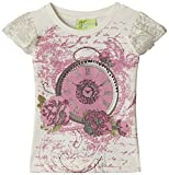 Cutecumber Girls' T-Shirt (1177A-Plum-34)