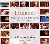 Handel: Royal Fireworks Music / Water Music