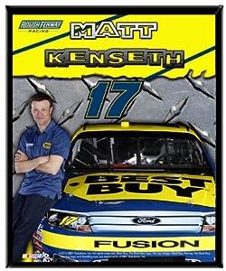 Matt Kenseth NASCAR 8 X 10 Framed Logo Wall Hanging by R R Imports