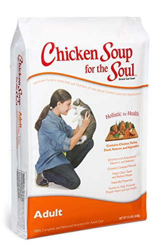 Chicken Soup For The Soul Adult Cat Dry Food