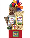 50th Birthday Gift Basket Party