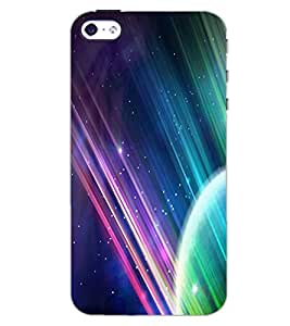 APPLE IPHONE 4 GALAXY Back Cover by PRINTSWAG
