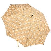 (ムーンバット)MOONBAT um-feel 婦人長傘 LIBERTY ART FABRICS 生地使用 capel 白花柄 21-426-36100-00