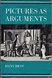 img - for Pictures as arguments book / textbook / text book