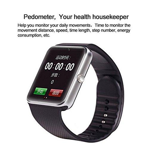 Generic-GT08-Bluetooth-Smartwatch