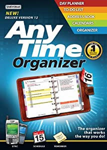 AnyTime Organizer Deluxe 12 [Download]
