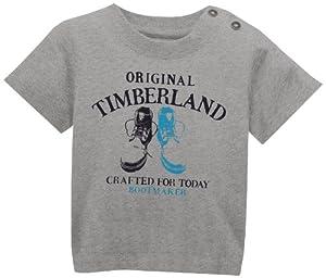 Timberland - Camiseta para niño marca Timberland en BebeHogar.com