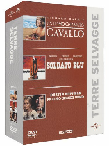 Terre selvagge [3 DVDs] [IT Import]