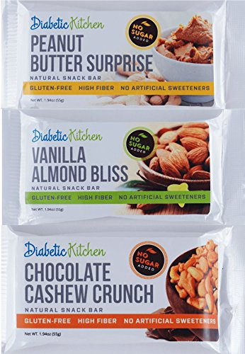 Diabetic Kitchen Snack Bars