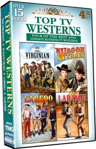 Top TV Westerns [DVD] [Region 1] [US Import] [NTSC]