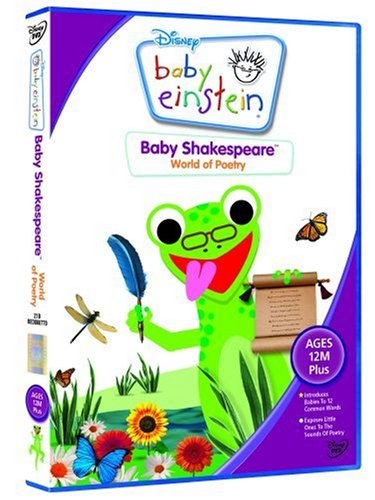 Baby Shakespeare - World Of Poetry [Import Anglais] front-333404