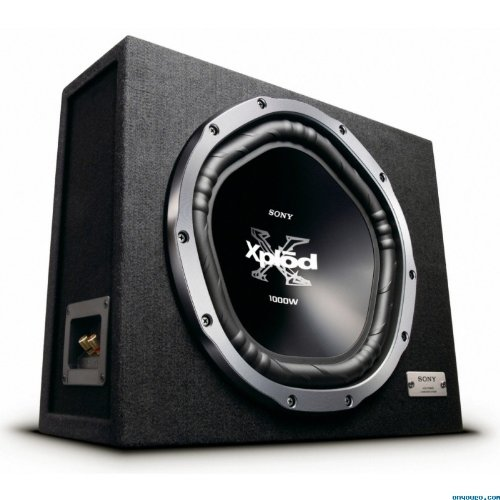 Sony Xsgtx121Ls 12-Inch Subwoofer With Enclosure