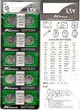 TUO アルカリボタン電池 LR44 (A76-AG13)×10