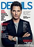 Eric Bana (May 2009 - Details Magazine)