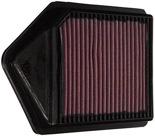 K&N 33-2437 High Performance Replacement Air Filter