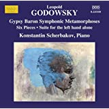 Godowsky: Piano Edition 11 (Six Pieces For Both Hands) [Konstantin Scherbakov] [Marco Polo: 8225350]