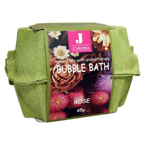 Jーアロマ バブルバー 浴槽を泡で満たし肌をきれいにしながら香りで気分もリフレッシュ