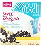 South Beach Diet Dark Chocolate Covered Sunflower Seeds, 6-Count