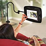 LEVO Deluxe iPad Floor Stand for all iPads Galaxy Xoom Nook and Other eBooks and Tablets