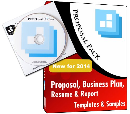 Proposal Pack For Government Grants V15.0 - 2014