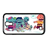 zombie Samsung Galaxy S4 Hard Plastic Back Cover Case