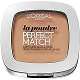L'Oréal Paris Perfect Match Compact Puder, W3 Golden Beige