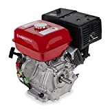 EBERTH 13 HP Petrol Engine 1 Cylinder 4-Stroke with 25mm Shaft