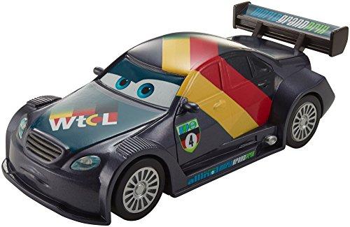 Disney/Pixar Cars Wheelies Max Schnell Pullback Vehicle - 1