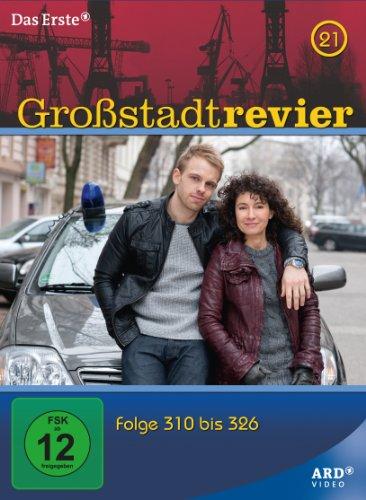 Großstadtrevier - Box 21/Folge 310-326 [5 DVDs]
