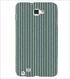 PrintDhaba Pattern D-5185 Back Case Cover for SAMSUNG GALAXY NOTE 1 (Multi-Coloured)