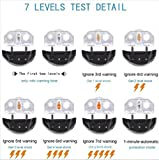 Safest Bark Collar Training System - Guaranteed to Safely Stop Dog Barking- With 7 Correction Level