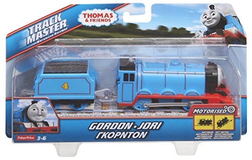 fisher-price-bml09-trenino-thomas-tack-master-motorized-gordon-multicolore