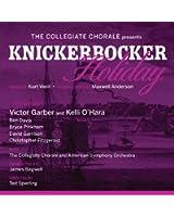 Knickerbocker Holiday by Kurt Weill