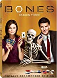 Bones: Season 3 [DVD] [Region 1] [US Import] [NTSC]