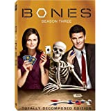 Bones: The Complete Third Seasonby Emily Deschanel