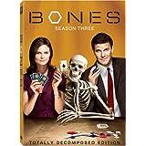 Bones: The Complete Third Season [Import]by Emily Deschanel