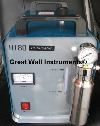 H180 Oxy-Hydrogen Generator Water Welder Acrylic Flame Polisher Torch Welder 95L 110v/220V (Oxy Hydrogen compare prices)