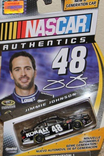 NASCAR - 1:64th Collector Car - 2013 Jimmie Johnson #48 Lowes